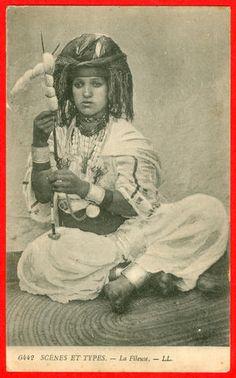 Algeria approx. 1910