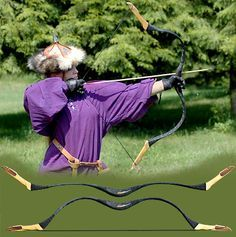 Market - SevenMeadows Archery - Horsebows and Hungarian Handcraft