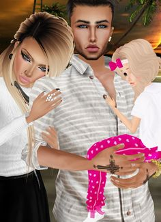 On IMVU You Can Customize 3D Avatars And Chat Rooms Using Millions Of