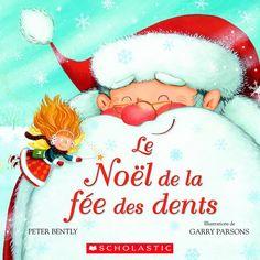 La fée des dents est prise dans une tempête de neige le soir de Noël.Qui pourra la sauver? Le père Noël, bien sûr!