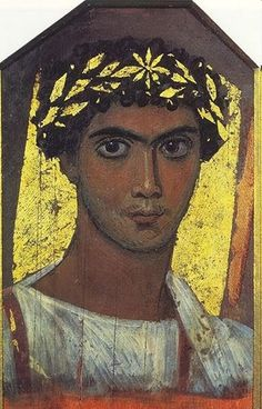 Egypt: Roman Mummy Portraits - Set 1Fosterginger.Pinterest.ComMore Pins Like This One At FOSTERGINGER @ PINTEREST No Pin Limitsでこのようなピンがいっぱいになるピンの限界