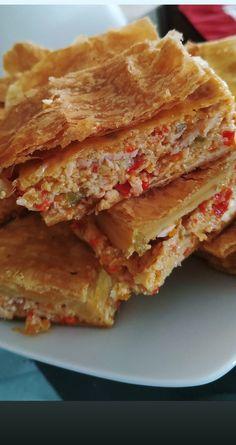 Pizza Tarts, My Recipes, Kai, Sandwiches, Savoury Pies, Breakfast, Pastries, Cakes, Food
