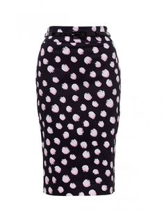 Left Bank Spot Skirt