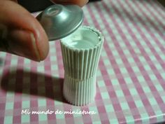 Mi mundo de miniatura: La hora del café