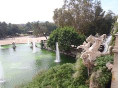 Barcelona Park Athena