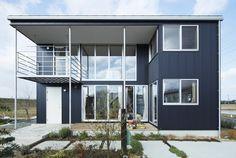 Japanse prefabwoning #interieur http://blog.huisjetuintjeboompje.be/japanse-prefabwoning/