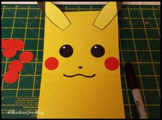 How to make Pokemon Pikachu party bags