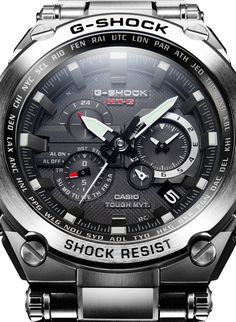79e97afd991 Casio Metal Twisted G-Shock Watches
