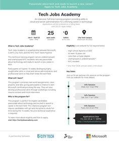 Microsoft Tech Jobs Opportunity at City Tech