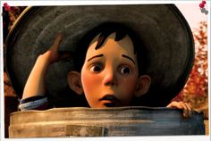 Dj -  Monster House (2006) A lot of animated heroes are children; a lot more are teenagers young enough for kids to identify with but old enough to have some sort of romance. Monster House, however, puts its three young leads right in the middle, veering wildly from childish enthusiasms one minute to adolescent awkwardness the next. DJ is the quietest and least assuming of the bunch, between Chowder's loudmouth and Jenny's know-it-all, but he's quietly compelling, showing a flair for…