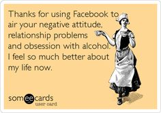 all relationship have problems with facebook