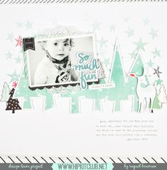 So Much Fun with the November Hip Kits | Raquel Bowman