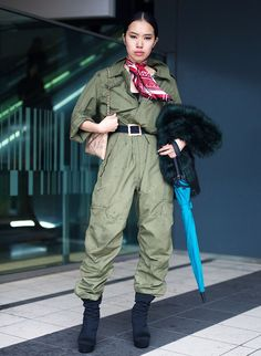 6 Japanese Fashion Trends Taking Over the Streets of Tokyo via @WhoWhatWearUK