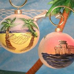 Florida ornaments
