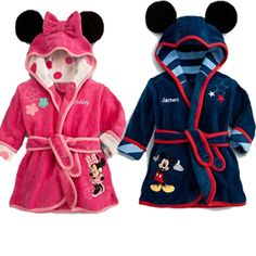 2013 Winter Autumn Children's Pajamas robe kids Micky minnie mouse Bathrobes Baby homewear Boys girls Cartoon Home wear-in Robes from Appare. Boy And Girl Cartoon, Baby Cartoon, Cartoon Kids, Baby Boy Outfits, Kids Outfits, Pregnancy Fashion Winter, Kids Robes, Boys And Girls Clothes, Baby Disney