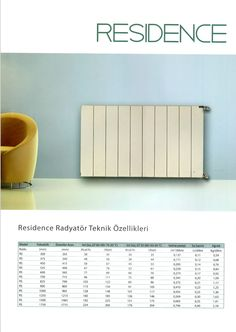 RESDENCE  Modern hatlara sahip Residence modeli, gösterişli duruşu ile mekanları ayrıcalıklı kılar. Zerafetten vazgeçemeyenlerin yeni tercihi.