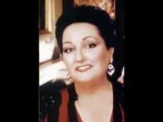 "Montserrat Caballe ""Senza mamma"" Suor Angelica STUNNING PIECE"