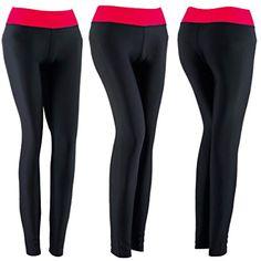 7480dfa45ba4 ScoutPerformanceGear Women High Waist Yoga Pants Leggings Gym Stretch  Athletics Trousers Lycra Polyester -- You