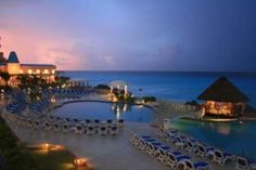 Golden Parnassus adults-only, all inclusive resort in Cancun, Mexico. Great option on a budget!