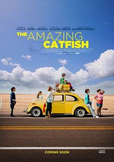 """The Amazing Cat Fish"" by Claudia Sainte-Luce"