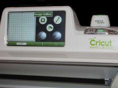 How to use a Cricut Imagine Cartridge with a Cricut Expression 2 machine!