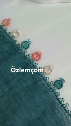 Embroidery Stitches, Embroidery Patterns, Moda Emo, Piercings, Close To My Heart, Scarf Styles, Needlepoint, Crochet Projects, Tatting