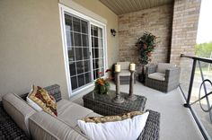 Image result for big balcony decorating ideas