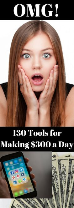 Online Marketing Tools. Digital Marketing Tools for Making $300 a Day.