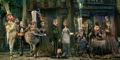 Laika is revolutionizing stop motion animation with printing. We visited the set of their latest film, 'The Boxtrolls,' to find out how they do it. New Animation Movies, Clay Animation, Animation Stop Motion, Los Boxtrolls, Animation Image Par Image, Bjd, Cartoon Knight, Good Animated Movies, Nine Movie