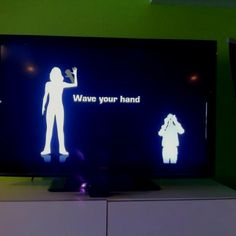 New Kinect Interactive Screen by Publicore Agency !