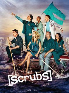 Scrubs!!!! eski diziler aklıma geldikçe şimdi ki izlediklerimin bunların yanında tırt olduğunu düşünüp zamanıma üzülüyorum