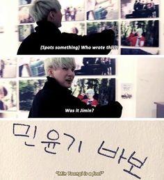 Yoomin pranks just sweet