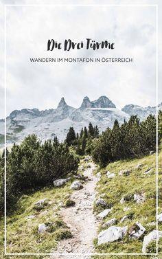 Die Drei Türme im Montafon (Vorarlberg) – eine der schönsten Wanderungen in Österreich. Routenguide und Tipps!
