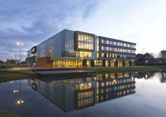Stedelijk College Eindhoven - BNA Beste Gebouw van het Jaar