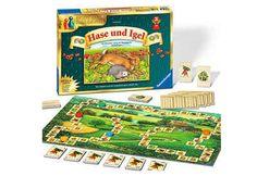 Ravensburger Wettlauf-Spiel, »Hase und Igel«