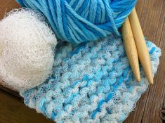 Scrub work: Knitter's craft tackles tough cleaning tasks | MLive.com