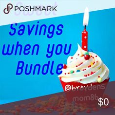 Bundle & Save Sweet Savings and Discounts  the more you buy the More you SAVE Other