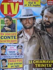 BUD SPENCER, TERENCE HILL - RIVISTA: DI PIU' TV, 2016