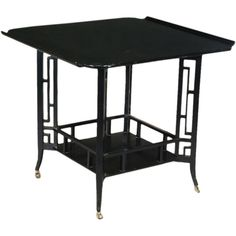 Shop side tables and other modern, antique and vintage tables from the world's best furniture dealers. Table 19, End Tables, Cool Furniture, Furniture Design, Art Nouveau, Art Deco, Aesthetic Movement, Victorian Design, Victorian Furniture