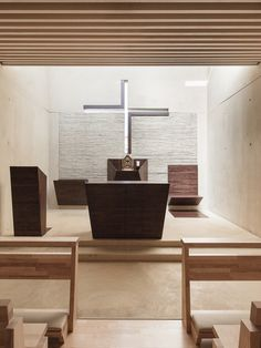 Galería de Capilla del Roser / Erithacus arquitectos + Guillermo Maluenda - 12