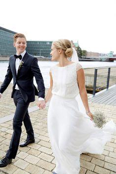 Brudekjolen: Jesper Høvring - ChriChri