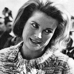 Princess Grace, circa 1971.
