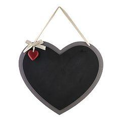 Heart-Shaped-Blackboard from Lakeland
