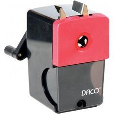 Ascutitoare mecanica, Daco - Radiere,Ascutitori si Rigle - Instrumente de scris si corectura - Birotica