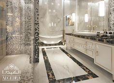Bathroom Interior Design - Modern Bathroom Designs algedra.ae