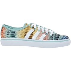 """adidas"" Multicoloured Adria Trainers - TK Maxx Tk Maxx, Adidas Superstar, Trainers, Adidas Sneakers, Shoes, Women, Fashion, Tennis, Moda"