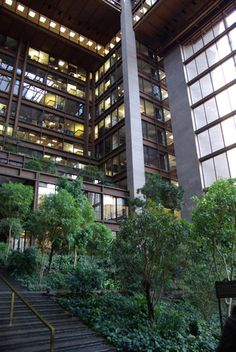 Ford Foundation Building, New York City - Kevin Roche