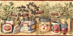 Discounts on popular Wallpaper Border designs. Choose Wallpaper Border from many categories such as Kids Wallpaper Border and much more. Banners, Paisley Art, Foto Transfer, Miniature Plants, Borders For Paper, Paper Tags, Kitchen Art, Vintage Paper, Decoupage Vintage