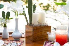 Costa Rica Wedding Rental Items - Eventos Artesanos teak boxes
