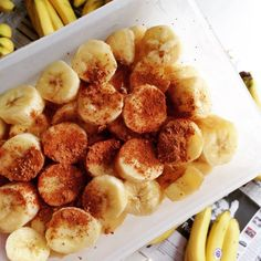 #Detox day 2.... #breakfast was so #yummy and I believe it will be a #dessert even after detox week is over.  Slice bananas and add some cinnamon and a dash of nutmeg.... Simple and satisfying. #Paleo #TLSWeightloss #TLS #WeightLoss #Health #Healthy #Wellness #NewYearsResolution #NewYears #NewYou #nutraMetrix #Nutrition #FatLoss